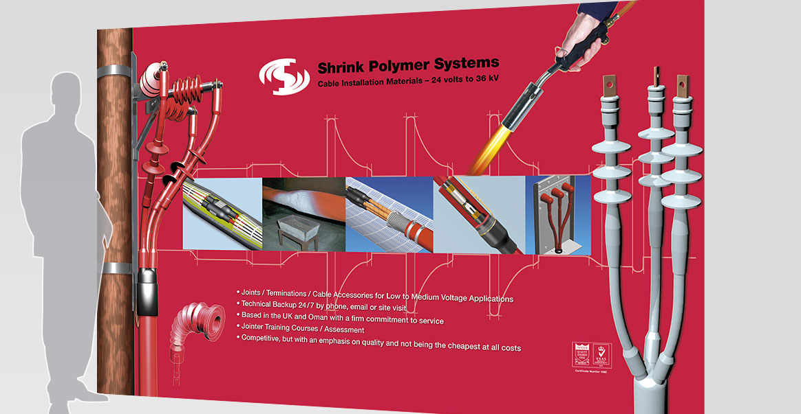 Shrink Polymer systems exhibition