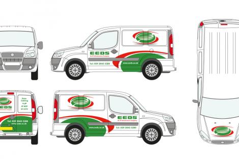 EEDS Vehicle Livery